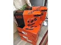Black and decker sander brand new