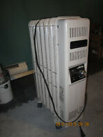 LIKE NEW ELECTRIC HEATER
