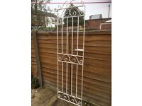 tall side entrance garden gate / security gate £20