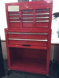 NEW 8 Drawers Mechanic Tool Box on Trolley with Handles Wantirna South Knox Area Preview
