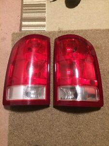 Original 2007-2014 Sierra Taillights