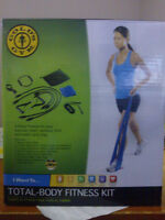 Gold's Gym Total-Body Fitness Kit