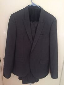 Topshop suit jacket and matching trousers