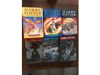 Books - Harry Potter