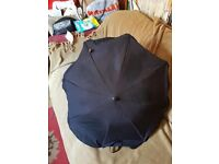 Push chair parasol. Mothercare UV ptotection originally cost £15