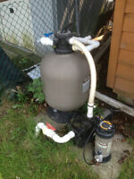 HAYWARD Pool Pump System