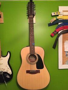 Guitare acoustique Fender 12 cordes Québec City Québec image 1