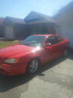 1999 Pontiac Grand Am GT Coupe (2 door)
