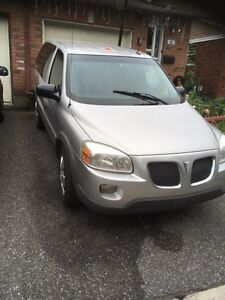 2008 Pontiac Montana for sale