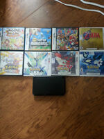 3ds xl with games