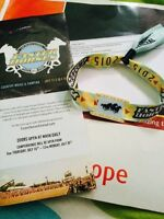 FASTER HORSES WRISTBAND for $240