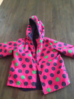 Girl's Reversible jacket