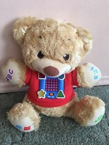 *Fisher Price* Learning Bear