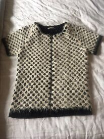 Woollen ladies' top