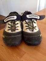 Ladies Shimano Mountain Bike Shoes