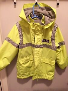 Boys size 2-4 and size 5 jackets