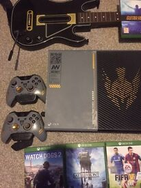 Xbox one special edition 1tb
