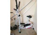 2in1 cross trainer