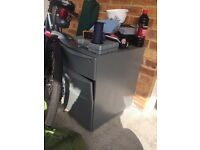 FREE!! filing cabinet and garden table