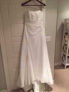 Maggie Sottero Package: Dress, Cathedral Veil, Tiara, Shoes