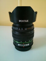 Pentax 18-55 Digital kit lens