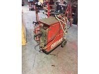 Large amount of garage tools/equipment ramp, welders etc etc