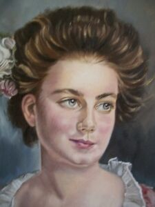 Oil Painting by Portrait Artist for sale London Ontario image 2