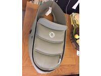 New bugaboo bee 3 bassinet carrycot fabrics in khaki