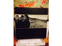 "U2 - The Joshua Tree - Vinyl 12"" LP Record"