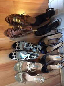 Women's shoe lot