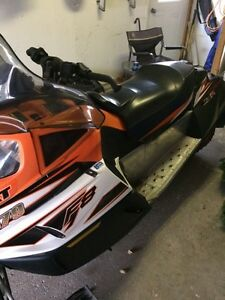 2008 Arctic Cat F8 LXR LOW KM Kitchener / Waterloo Kitchener Area image 3
