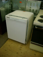 Kenmore dishwasher with 90 day warranty. $249.