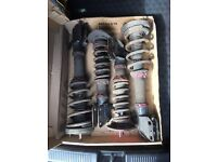 BC coilovers in good condition full set