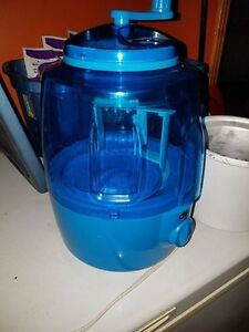 Deni Ice Cream Maker with Candy Crusher $100 OBO