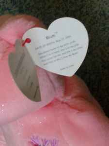 Ideal for Mother's Gift - Original Beanie Baby - Mum Cambridge Kitchener Area image 2