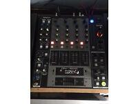 Denon dnx 1500 mixer