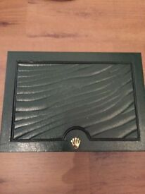 Rolex Watch Box