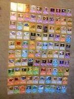 Pokemon Collection - 100 Cards
