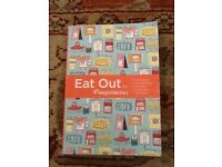Official Weight Watchers Eat Out Book