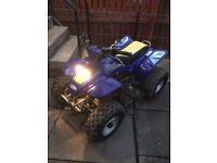 SOLD!!!!!!! Ram 100cc quad