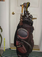 GOLF CLUBS RH. TOUR MODEL - $250