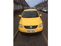 VW FOX URBAN 1.2 petrol