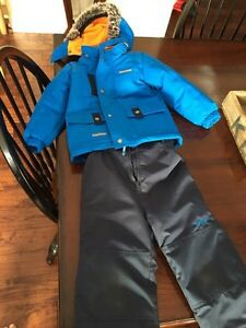 Boys 3T winter coat and snow pants