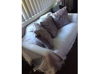 2 SEATER SOFA BED (FREE)