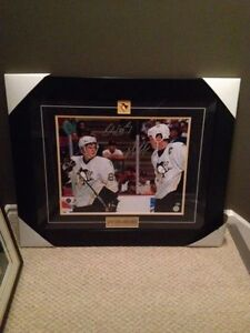 Hockey Fans! Sydney Crosby and Mario Lemieux