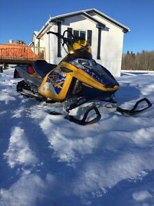 2007 Ski Doo Summit 800 XRS