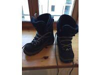 Nitro Snowboard boots size 9
