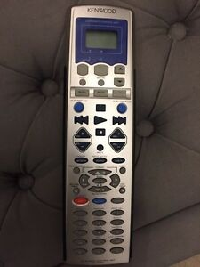Kenwood All in One Remote
