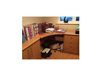 New lower price matching office furniture and extras