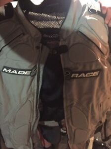 Made 2 race motorcycle jacket